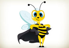 Super Bee Royalty Free Stock Image