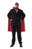 super biznesowy bohater Obraz Royalty Free