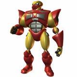 Super Bot-Wrecking Machine Royalty Free Stock Photo