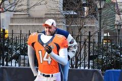 Super Bowl Obrazy Royalty Free