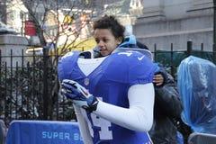 Super Bowl bulwar Zdjęcie Stock