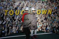 Super Bowl bulwar Zdjęcia Stock