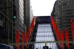 Super Bowl bulwar - Miasto Nowy Jork Obrazy Stock