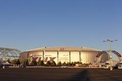 Super Bowl Golden Hour, Glendale, AZ Stock Photo