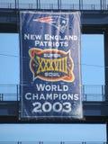 Super Bowl mistrzostwa świata 38 Obrazy Stock