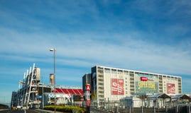 Super Bowl stadium. Levi's stadium, home for super bowl 50 royalty free stock images