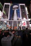 Super Bowl XLVIII NYC do NFL Fotografia de Stock