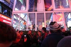 Super Bowl XLVIII NYC do NFL Foto de Stock Royalty Free