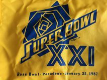 Super Bowl XXI royaltyfri fotografi