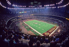 Super Bowl XXVIII. royalty free stock photo