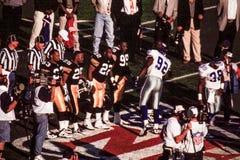 Super Bowl XXX Pregame Stockbilder