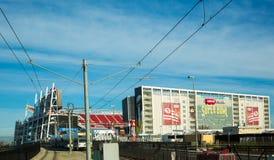 Super Bowlstadion Arkivfoto