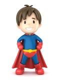Super Boy Royalty Free Stock Photo