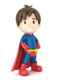 Super Boy Royalty Free Stock Image