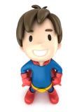 Super Boy Royalty Free Stock Photography