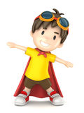 Super Boy Stock Photography