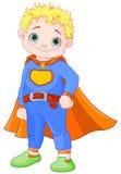 Super Boy stock illustration