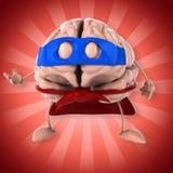 Super brain Stock Photography