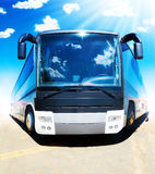 Super bus Stock Photos