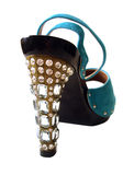 super buty kobiet fotografia stock