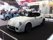Super car, audi Royalty Free Stock Photos