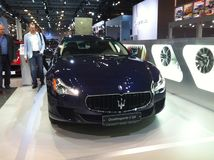 Super car, Maseratti Stock Photography