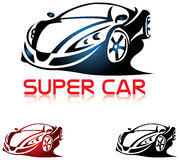 Super Car Stock Images