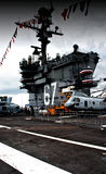 Super Carrier Royalty Free Stock Image