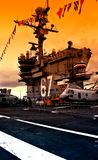 Super Carrier Stock Photo