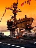 Super Carrier Stock Image