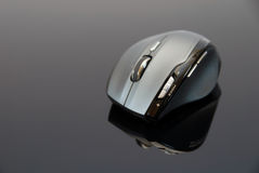 The super computer mouse Royalty Free Stock Image