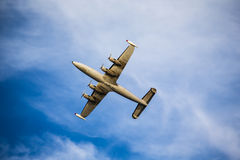 Super-Constellation, Military Royalty Free Stock Photos