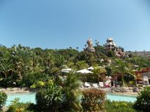 Super cool Siam Park stock photography