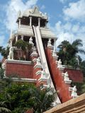 Super cool Siam Park. Siam Park is a water park in Costa Adeje, a coastal suburb in Tenerife, Canary Islands. Siam Park features a Siamese theme, and claims to stock photography