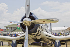Super Corsair 74 close up Stock Image