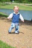 Super Cute Toddler Stock Photo