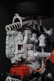 Super de looppasmotor van Ferrari Royalty-vrije Stock Foto