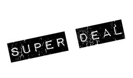 Super Deal rubber stamp Royalty Free Stock Image