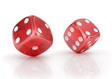 Super dice Stock Photos