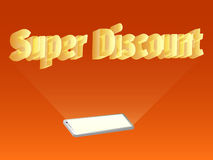 Super discount Royalty Free Stock Photos