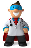 Super doctor Stock Photography