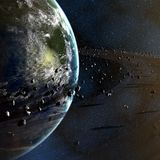Super Earth Stock Images