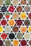 Super Food for a Healthy Heart royalty free stock images