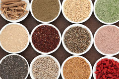 Super Foods Royalty Free Stock Photos