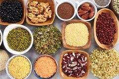 Healthy organic food. Stock Image