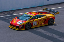 Super GT Championship Royalty Free Stock Photo