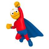 Super héroe libre illustration