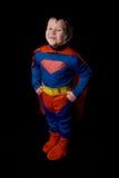 Super héroe joven Fotografía de archivo libre de regalías