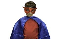 Super héros d'enfant Image stock