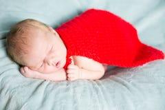 Super héros nouveau-né de bébé Photos stock